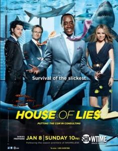 House-of-Lies-Saison-1-poster